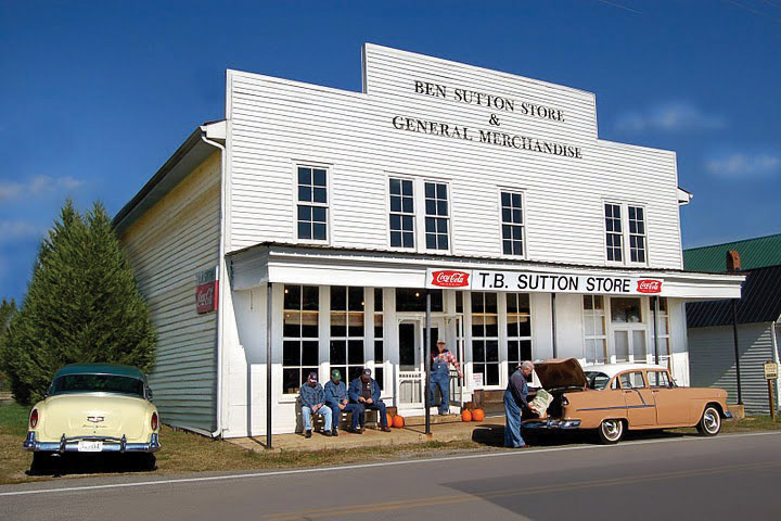 T.B. Sutton General Store