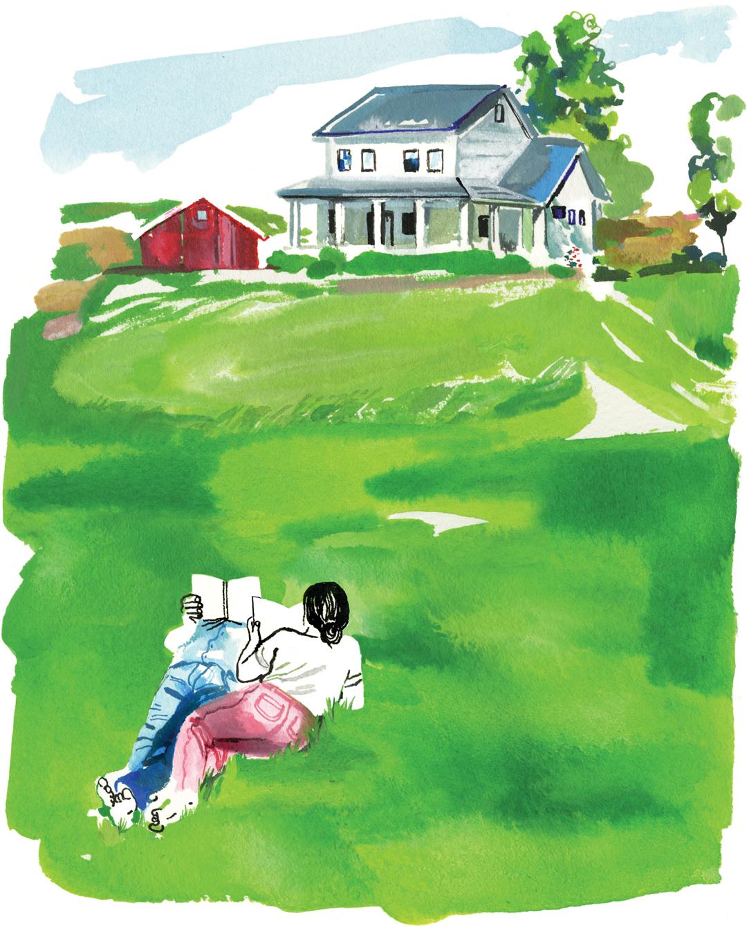Farmhouse Fantasy