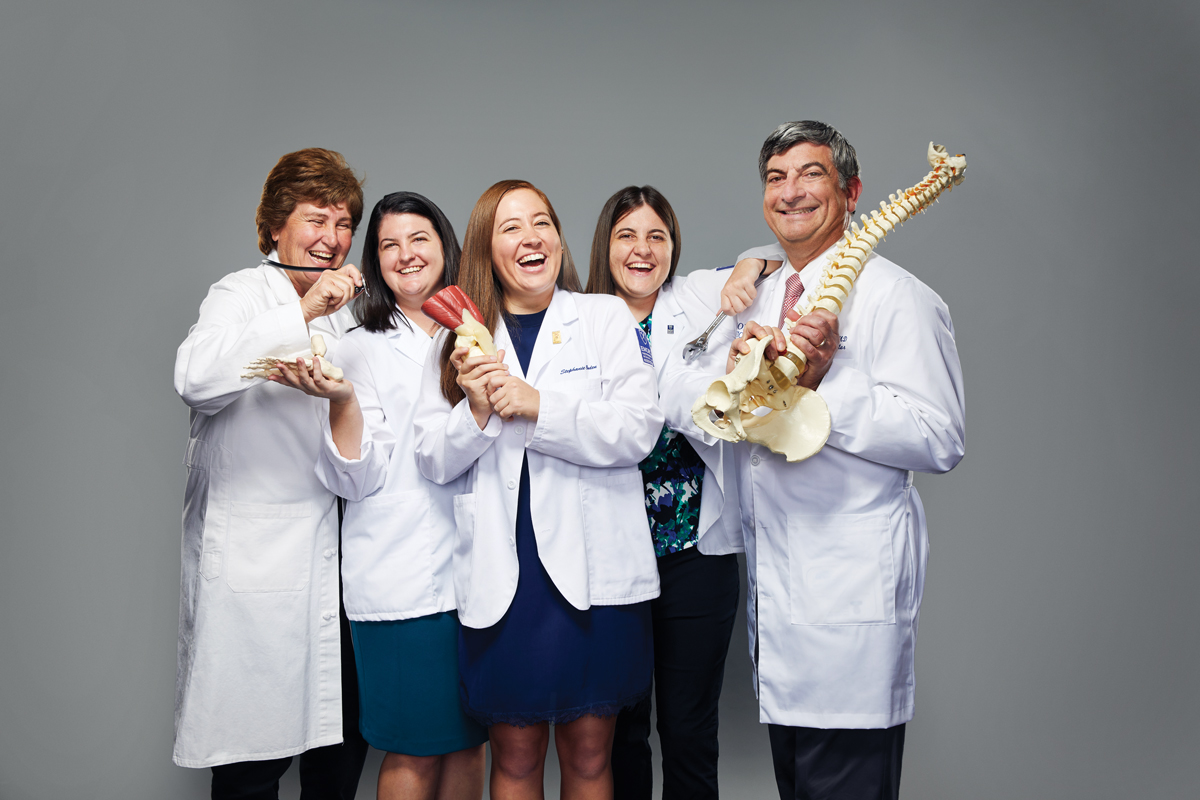 Top Doctors 2018 triplets