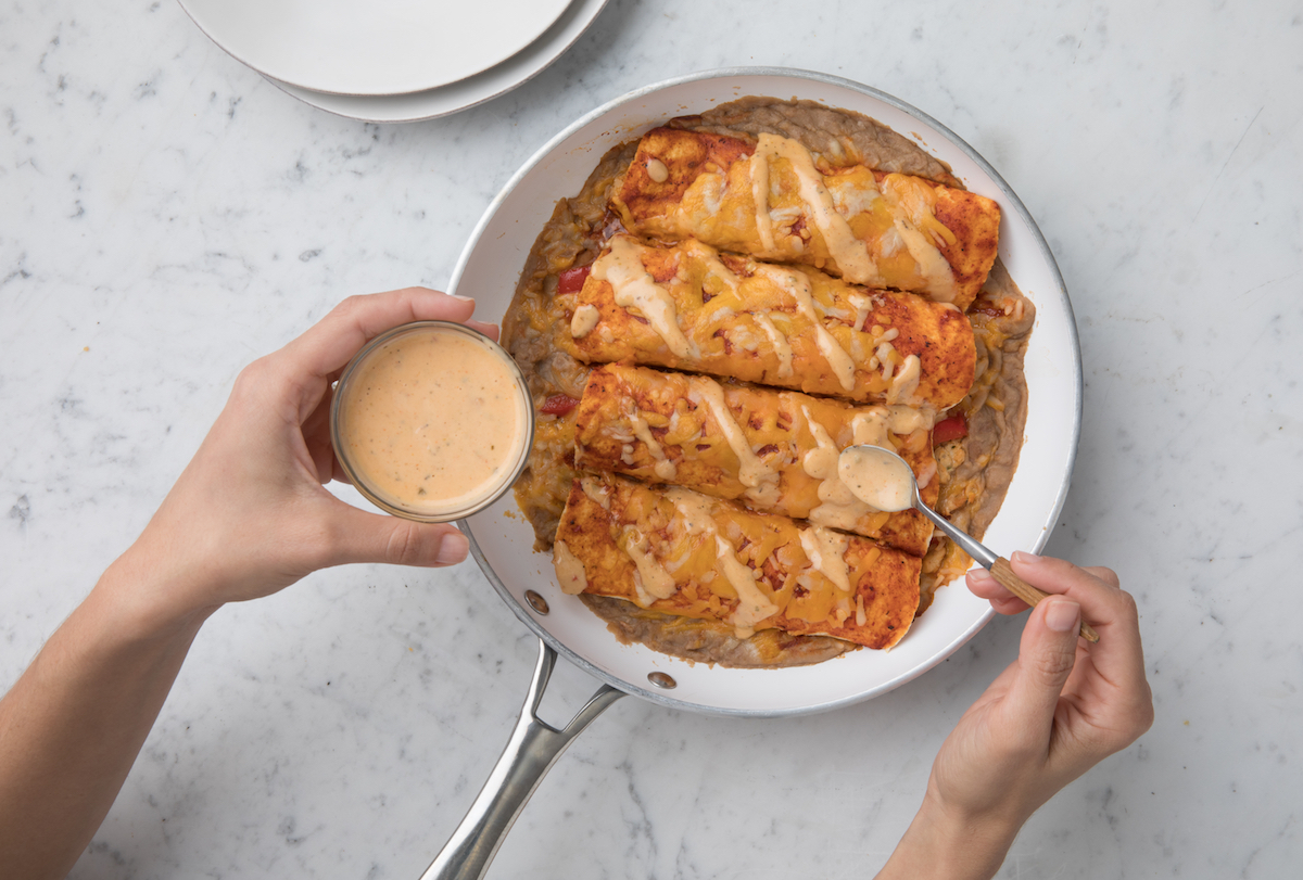 Chick-fil-A meal kits