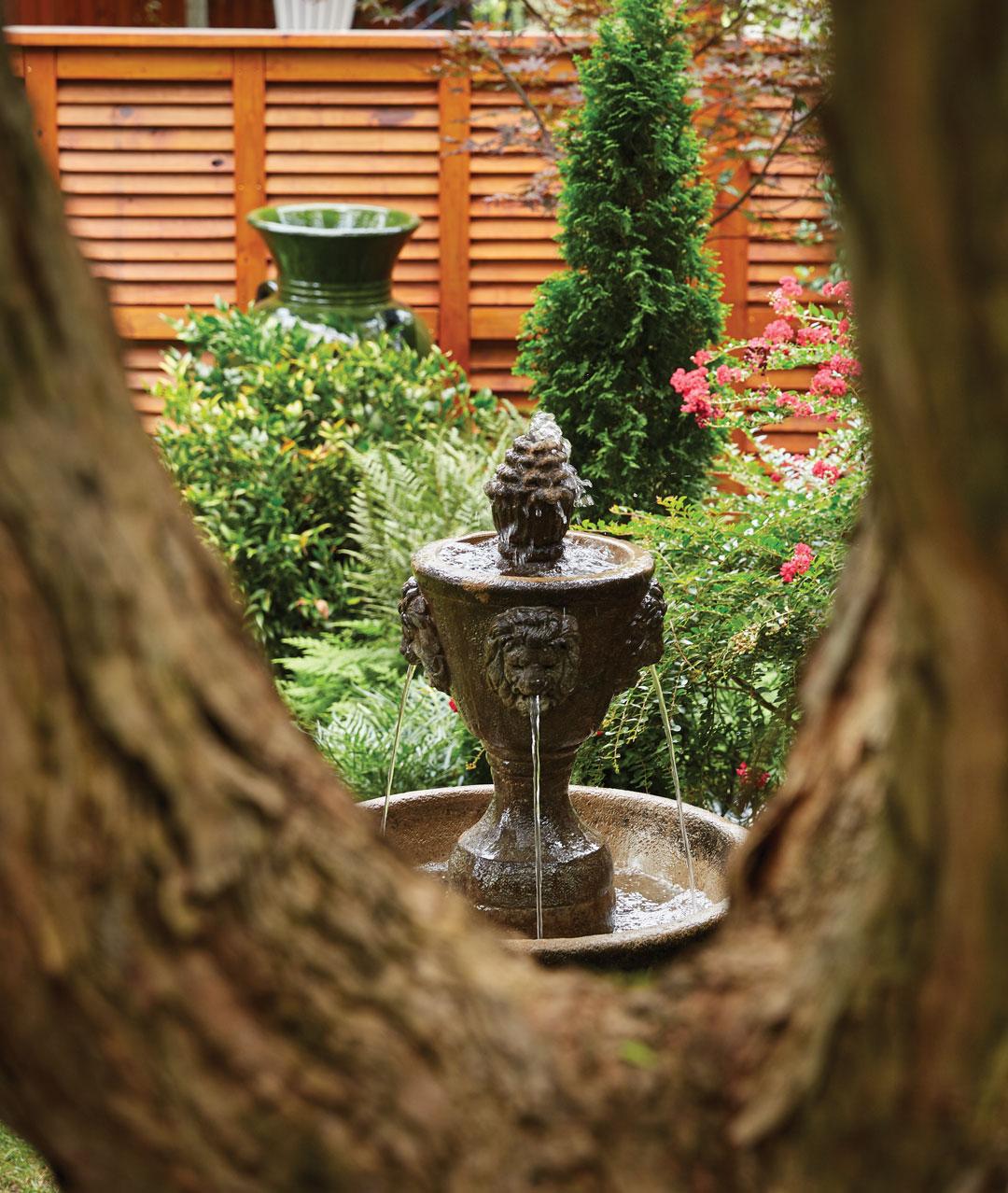 Garden Variety Fountain