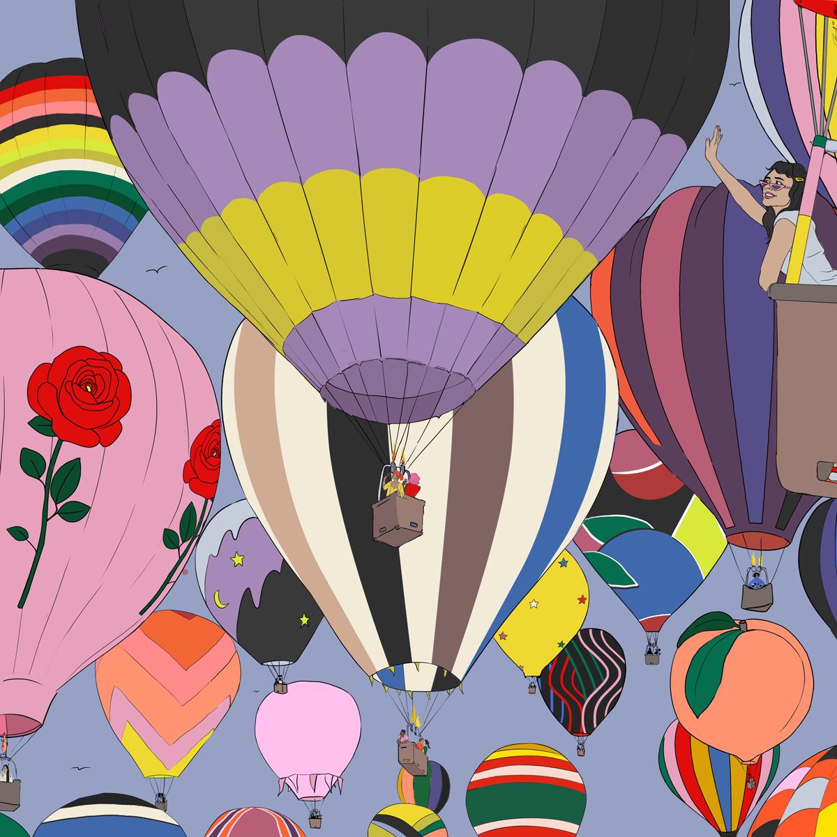 Callaway Gardens Balloons