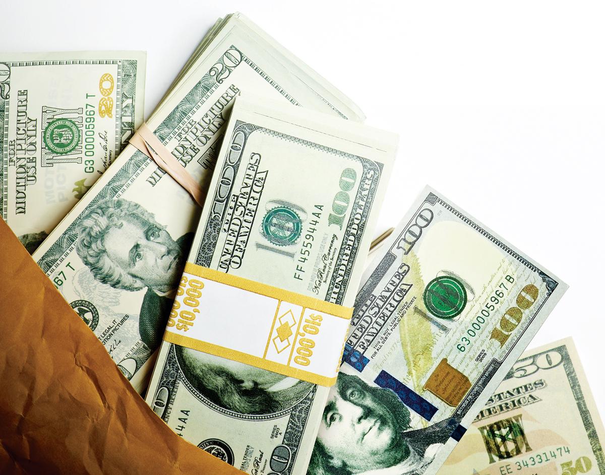 RJ Rappaport Hollywood money