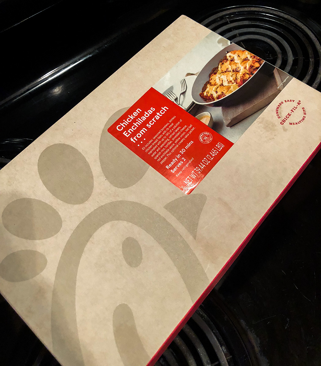 Chick-fil-A meal kit is it good?
