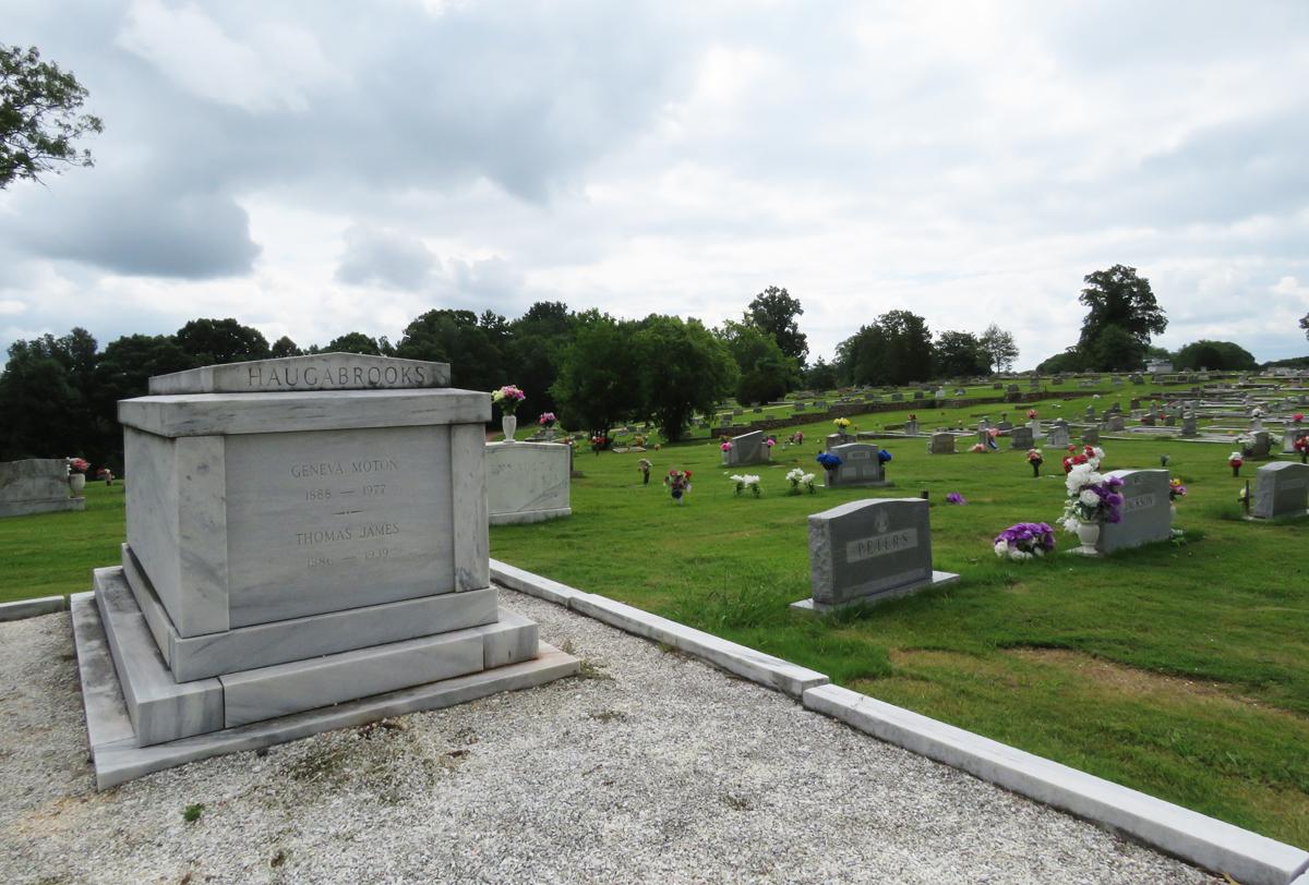 South-View Cemetery Atlanta Winifred Hemphill