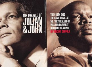 Julian Bond John Lewis