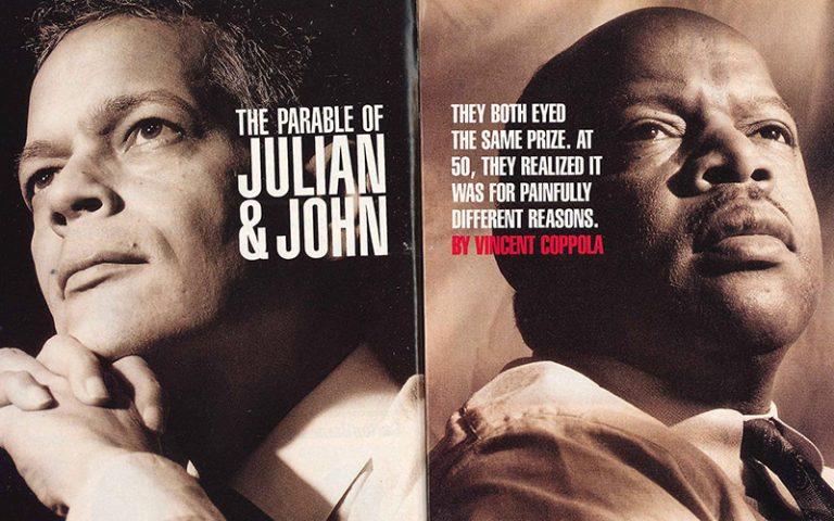 The Parable of Julian Bond & John Lewis