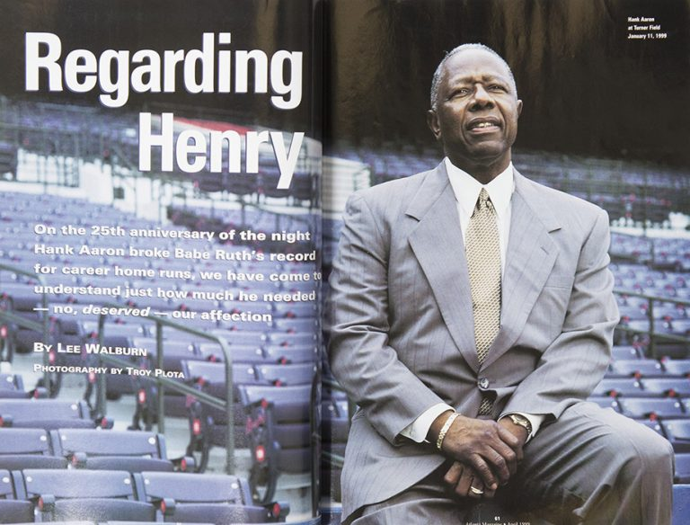 Regarding Henry: The 25th Anniversary of Hank Aaron's 715th Homer
