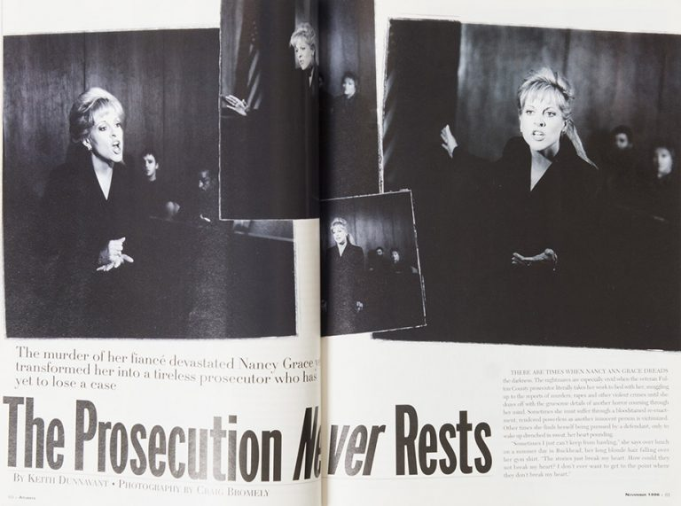 The Prosecution Never Rests: The Making of Nancy Grace