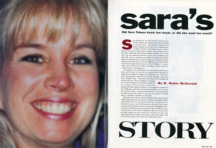 Saras Story Atlanta Magazine