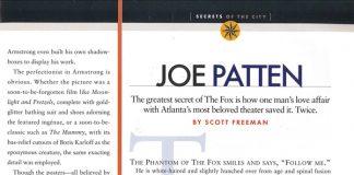 Phantom of the Fox Joe Patten