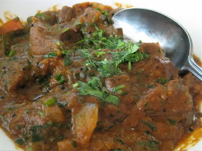 Moksha lamb stew