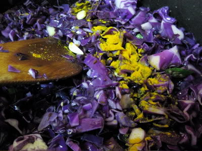 Cabbage thoren cooking