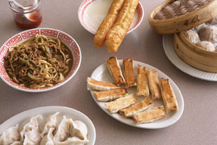 Discovery: Breakfast at Northern China Eatery
