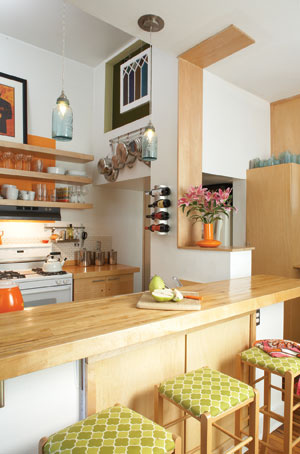 DIY Project: Alley Kitchen
