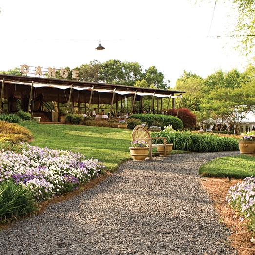Atlanta Garden Of Bill Hudgins: Atlanta Magazine