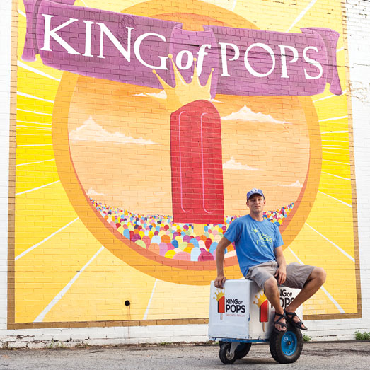 Discovery: King of Pops