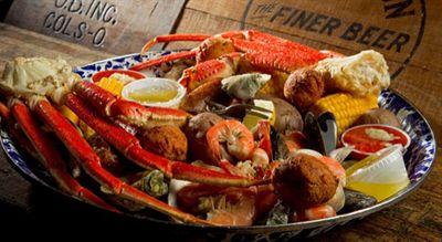 Category Pub Food Restaurants Seafood