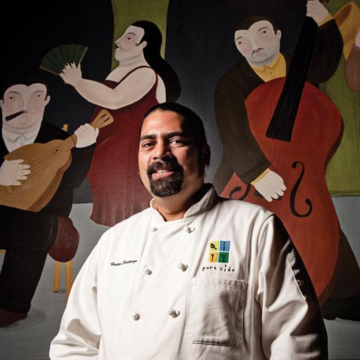 Hector Santiago's Super Pan