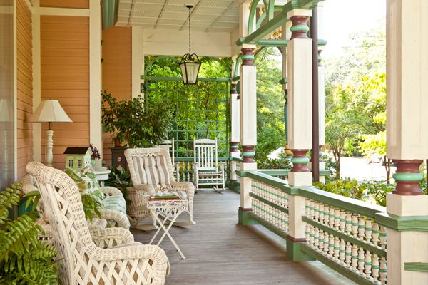 Porch Perfect