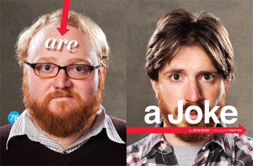 The Beards Are A Joke Atlanta Magazine