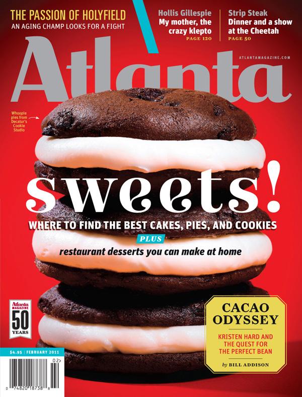 February 2011: Sweets