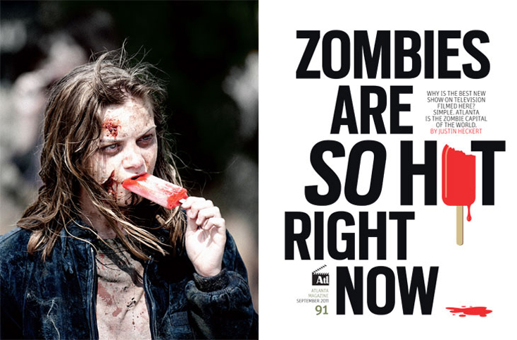 Zombies Are So Hot Right Now