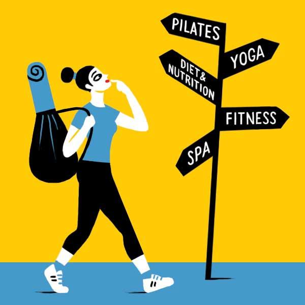 A la Carte Classes and Yoga Cards