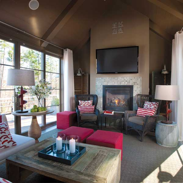 HGTV Green Home Shines