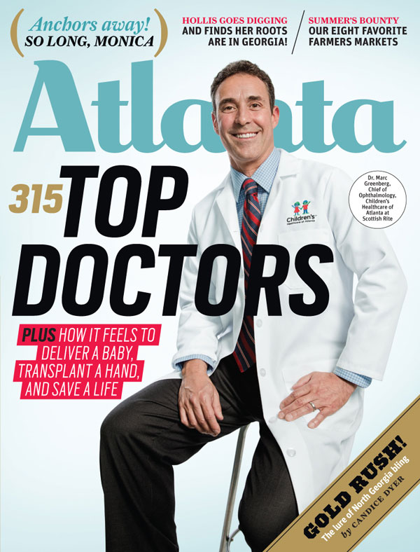 Top Doctors List 2012 - Atlanta Magazine