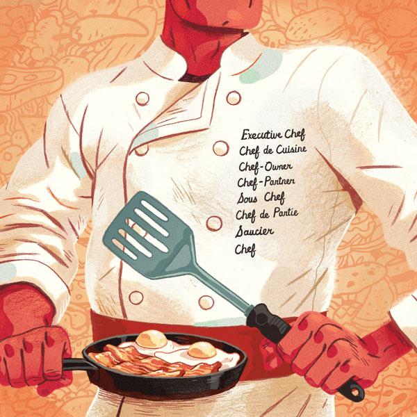 Chefs Titles Take On Bureaucratic Pomp Atlanta Magazine