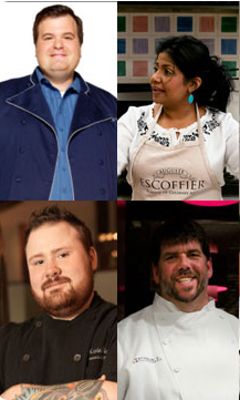 Are these the top ten chefs to know in Atlanta?