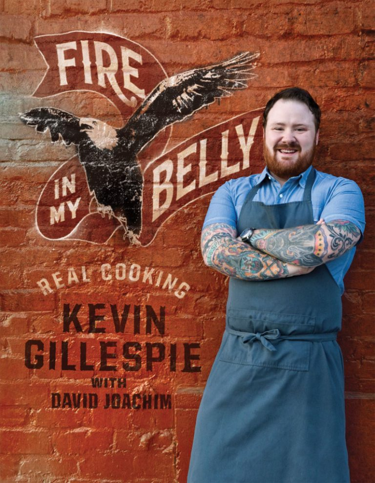 Kevin Gillespie discusses Fire in My Belly