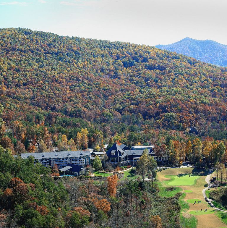 Escape to Brasstown Valley Resort