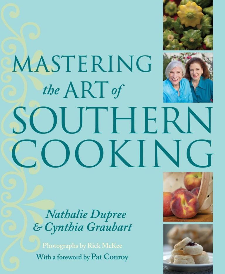 Natalie Dupree's Mastering the Art of Southern Cooking release party tonight