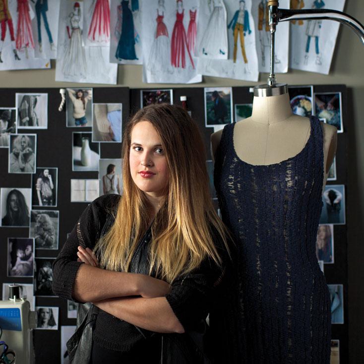 Is Felicia Barth-Aasen the Next Vera Wang?