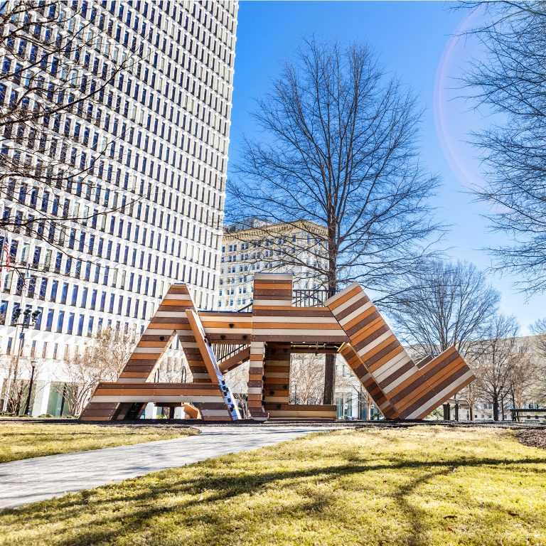 1. Play (or play hooky) in Woodruff Park