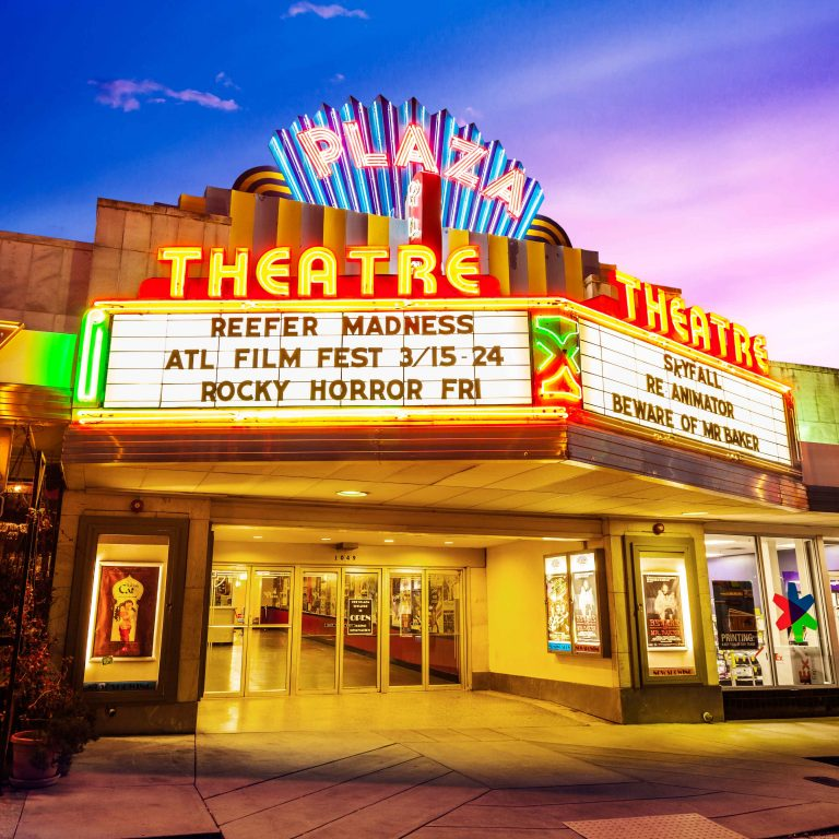 41. Do the Time Warp at the Plaza Theatre