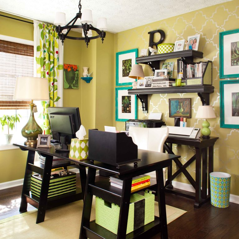 Rhoda Vickers Gives Her Marietta Home a Makeover