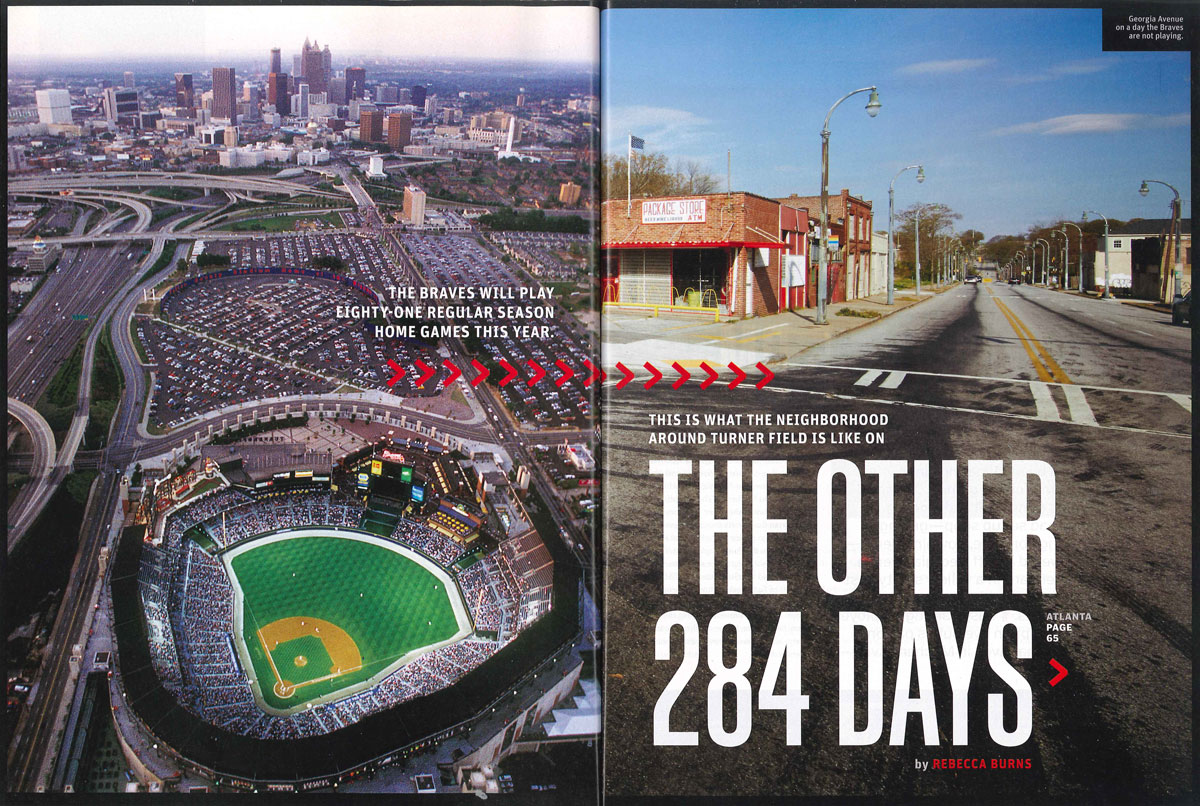 The Other 284 Days - Atlanta Magazine