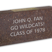 Own a piece of the College Football Hall of Fame