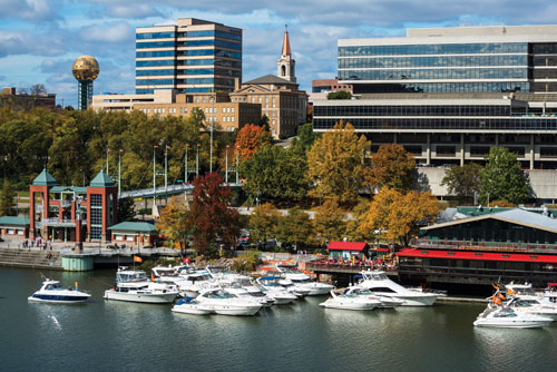 Get away to Knoxville