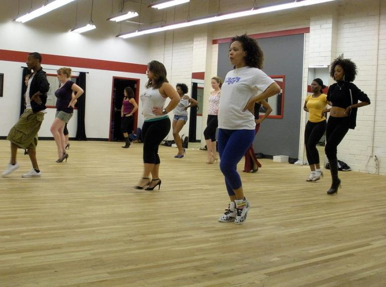 Getting Stiletto Fit with Gotta Dance Atlanta