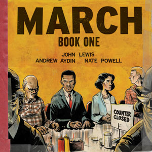 John Lewis's memoir comes alive as a graphic novel