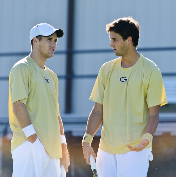 "Georgia Tech ""brothers"" take on the Atlanta Open"