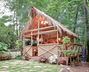 Buy Your Very Own Tiki Hut—No, Really