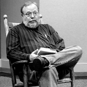 "Raymond L. Atkins discusses his latest novel, ""Camp Redemption"""