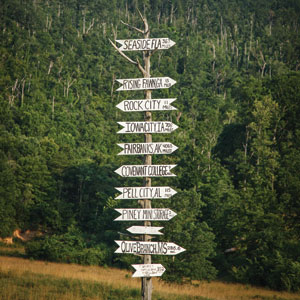 Go North: See Rock City