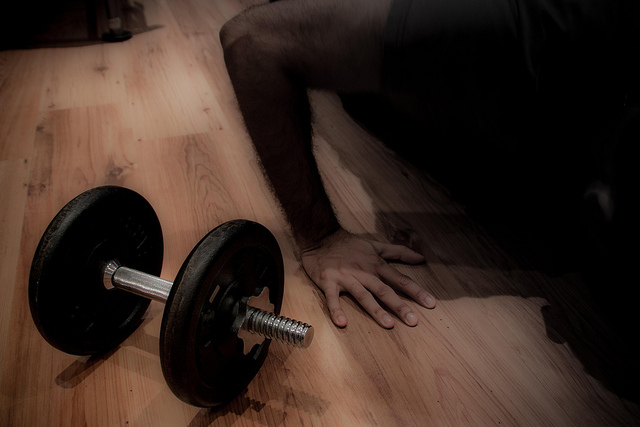 Top 10 things you're doing wrong in the gym