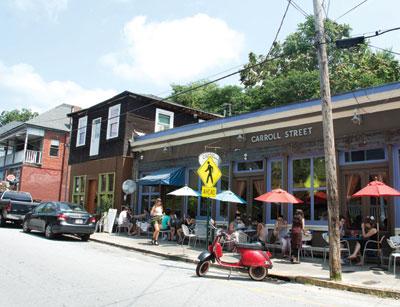 Neighborhood: Cabbagetown